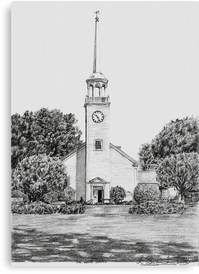 'The White Chapel' by L K Southward