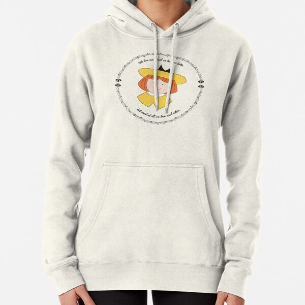 The Smallest One was Madeline Pullover Hoodie