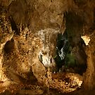 Pop Corn On The Cavern's Wall by lemontree