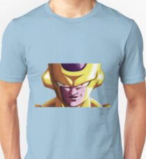 Freeza Utilm Form Gold Unisex T-Shirt