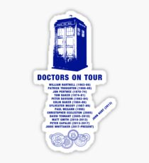 Doctors On Tour Sticker