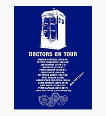 Doctors On Tour Photographic Print