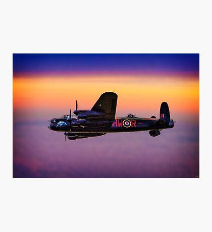Lancaster At Dawn Photographic Print