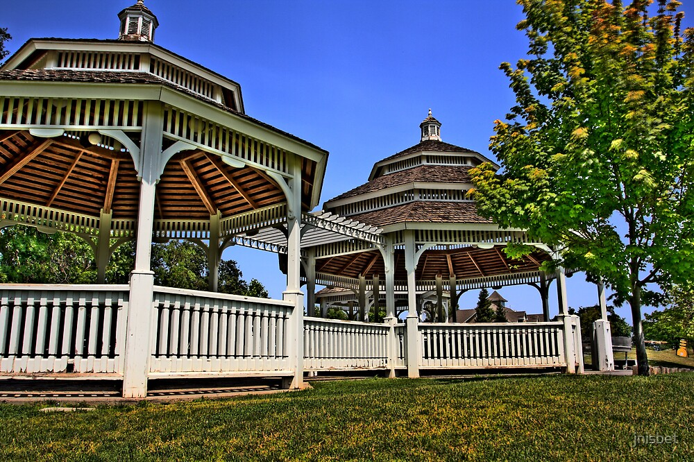 The Gazebo by jnisbet