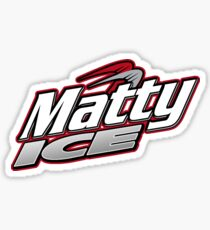 Matty Ice 2 Sticker