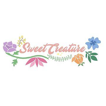 HS1 - Styles Album Sweet Creature Floral Design by livstuff