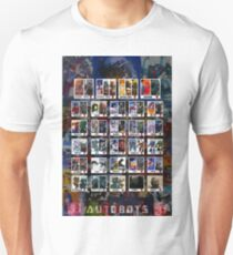 Autobot Heritage Part 2 T-Shirt