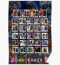 Autobot Heritage Part 2 Poster