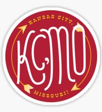 Kansas City Series: Chiefs Sticker