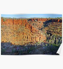 Dales Gorge Poster