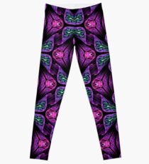 Blossoming Orchid Leggings
