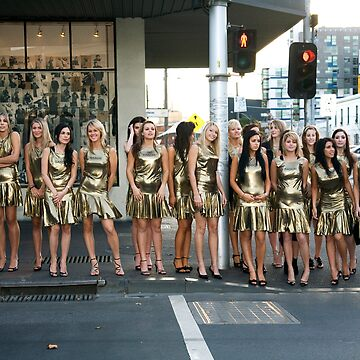 Miss Italia-Australia Finalist 2008 by photorotator