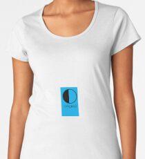 Child Son Parent Father Dad Daddy Unique Original Gift Idea Women's Premium T-Shirt