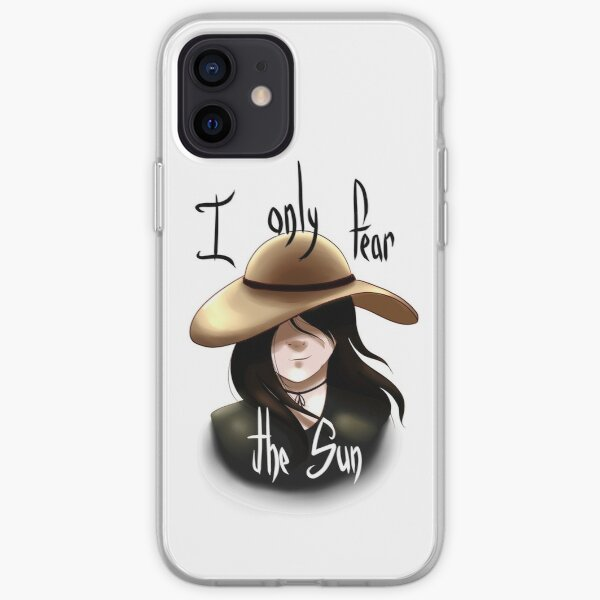 I only fear the sun iPhone Soft Case