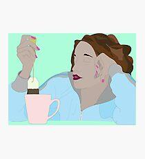 boring tea Photographic Print