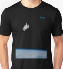 LOST IN SPACE BY STRANGE FRUIT Unisex T-Shirt