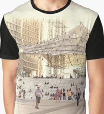 La Defense, Paris, France #5 Graphic T-Shirt