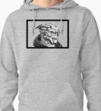 Garrus Vakarian: Mass Effect Pullover Hoodie