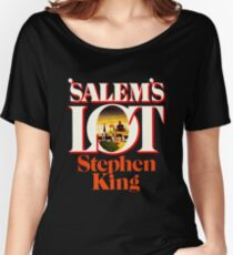 Salem's Lot - King First Edition Series Women's Relaxed Fit T-Shirt