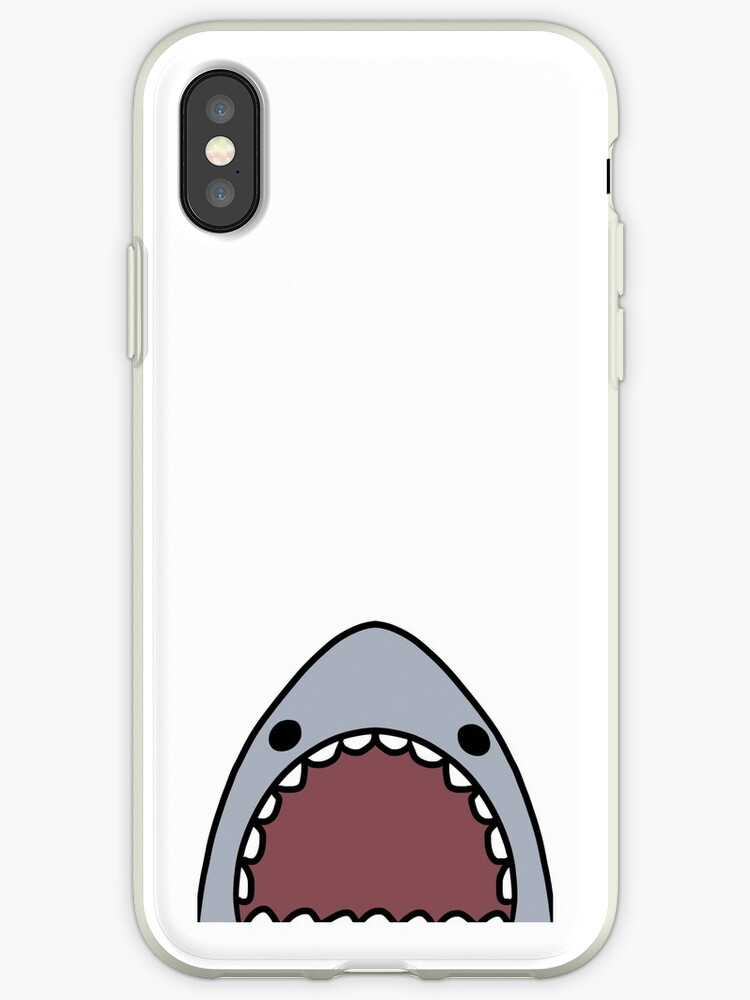 iphone xs shark case