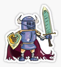 Bull Knight Sticker