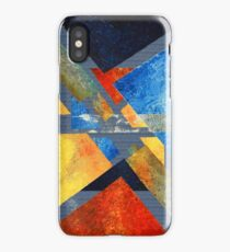 Fire & Ice Flipped iPhone Case