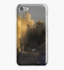 before the curtain falls iPhone Case/Skin