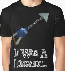 It Was A LongShot (Couple's Zelda Themed Items - Piece 1) Graphic T-Shirt