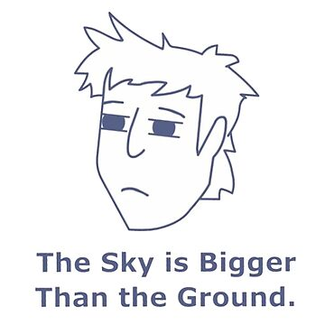 Gavin Free - The Sky is Bigger Than the Ground by Peter082790