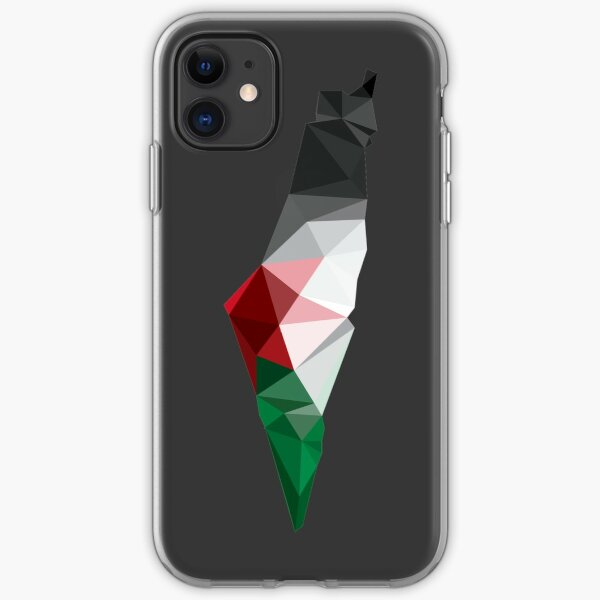 Palestine Poly iPhone Soft Case