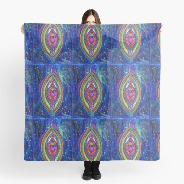 Night Dance of Lovers Scarf
