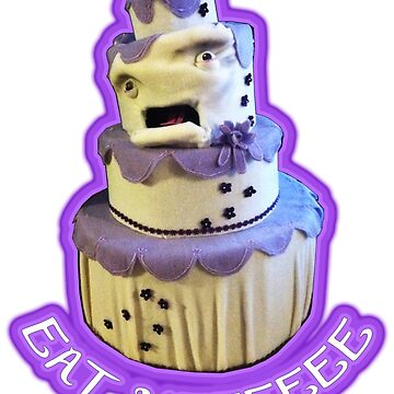 BARFDAY THE CAKE by ButchAlice