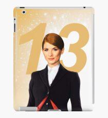 The Thirteenth Doctor iPad Case/Skin