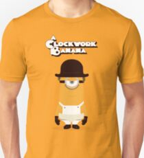 A Clockwork Banana Unisex T-Shirt