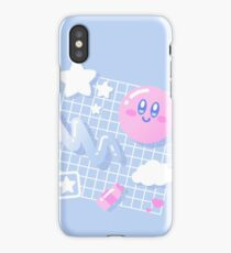 Pink Puff Aesthetic iPhone Case/Skin
