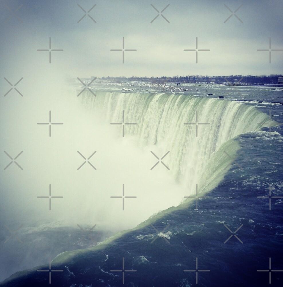 Niagara Falls by nadiairianto
