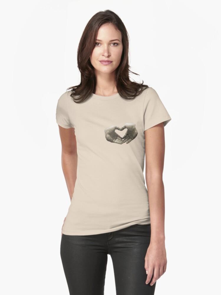 With love... (T-Shirt) by Lenka