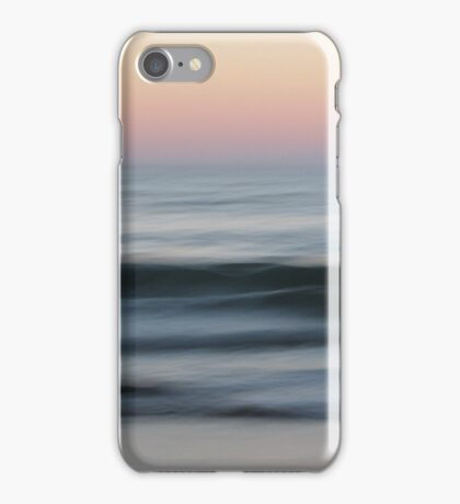 Dialogue With the Sea iPhone Case/Skin