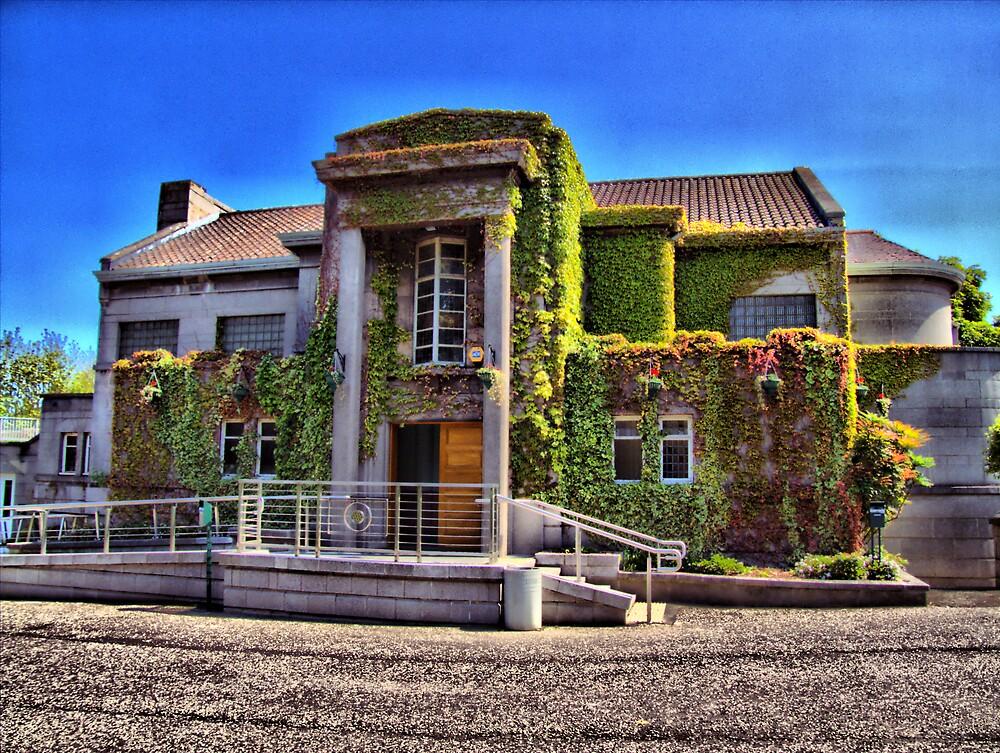 crematorium by davey lennox