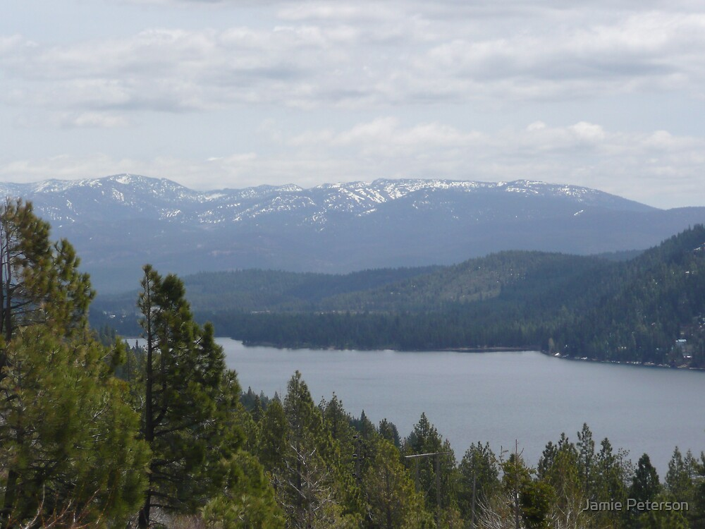 Donner Lake by Jamie Peterson