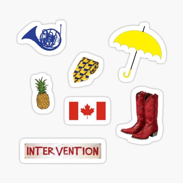 HIMYM Sticker Bundle!!!! Sticker