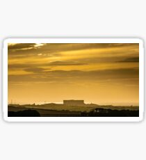 Anglesey Sunset Sticker