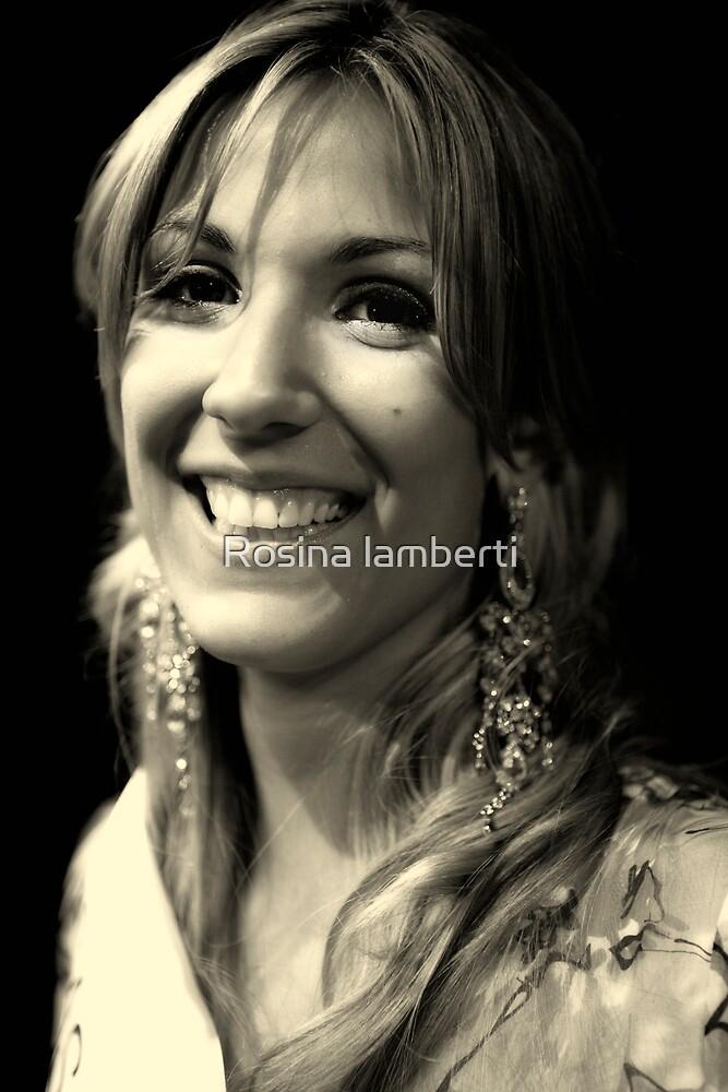 Miss Italia-Australia by Rosina lamberti