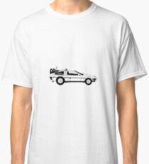 Delorian Time Machine Classic T-Shirt