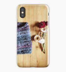 Knitting 2 iPhone Case/Skin