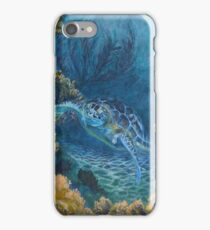 Going Places Sea Turtle iPhone Case/Skin