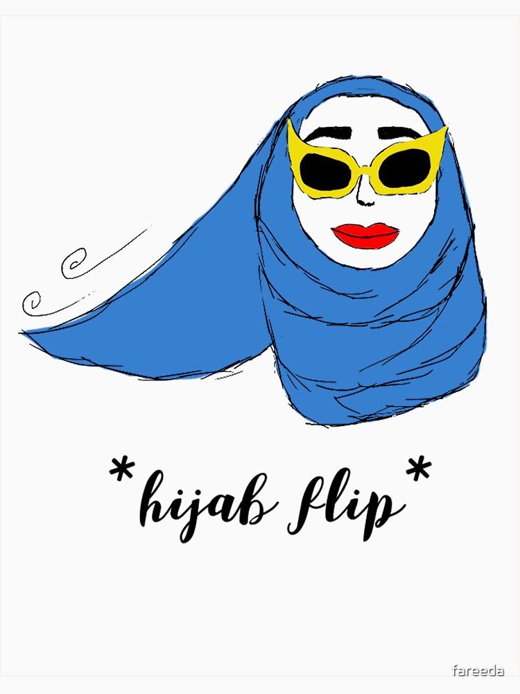 Cue Hijab Flip by fareeda