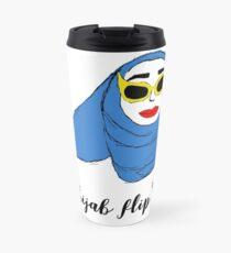 Cue Hijab Flip Travel Mug
