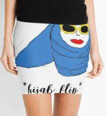 Cue Hijab Flip Mini Skirt