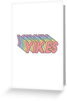 «YIKES» de Alesia Fisher